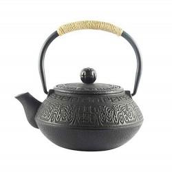 Chinese Style Cast Iron Teapot 600ml/20oz